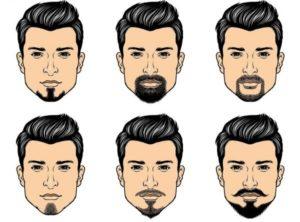 Какие виды бороды у мужчин существуют и популярны?